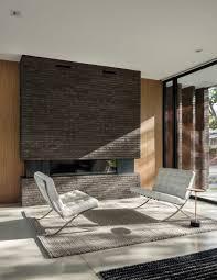 studio b creates rectangular brick home for historic denver