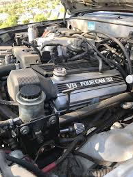 1985 maserati biturbo engine 1991 toyota 4runner with a 1uz v8 engines pinterest toyota