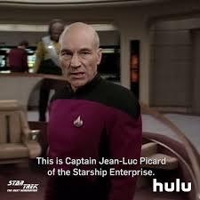 Jean Luc Picard Meme - picard s oh yes supercut startrek