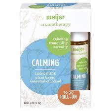 meijer calming roll on 10ml meijer com