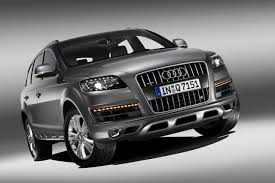 Audi Q7 Night Black - this audi q7 would be perfect for our future family dream home