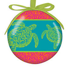 turtle ornaments coastal products by region cape shore