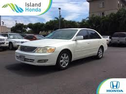 toyota avalon type and used toyota avalon for sale u s report