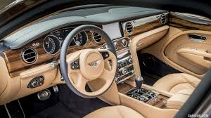 bentley mulsanne interior 2017 bentley mulsanne color arabica interior hd wallpaper 69