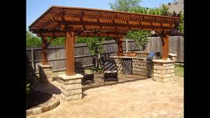 the backyard bar image with awesome outdoor tiki bar plans outside