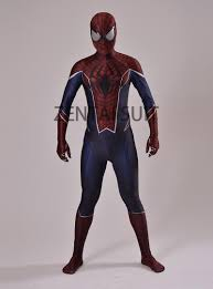 punk spiderman costume 3d printing spider man costumes spandex