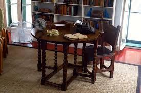 Hemingway Desk Hemingway U0027s Writing Room Table And Typewriter Picture Of The