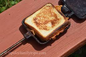 Campfire Toaster Easy Campfire Cooking With Kids Tips For Family Trips