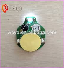 Small Battery Operated Led Lights Single White Color Flashing Blinking Lights Small Battery Operated
