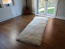 Fur Runner Rug Sheepskin Runner Rug Enchanting Fur Runner Rug 10 Best Sheepskin