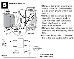 wire a ceiling fan with switch wiring diagram carlplant