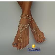 wedding barefoot sandals wedding barefoot sandals chez jen design