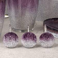 alluring purple bathroom curtains decorating with best 10 purple