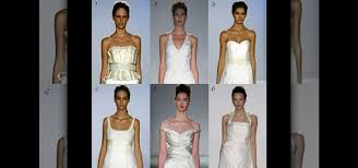 how to choose a wedding dress neckline for your body type