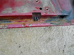 nissan titan quarter panel side cargo box rust all should watch nissan titan forum