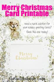 christmas merry christmas greeting cards happy holidays to print