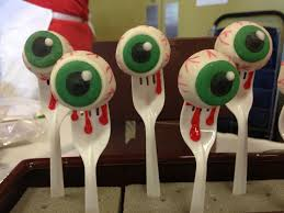 How To Make Halloween Cake Pops Eyeball Cake Pops Halloween Ideas Pinterest Cake Pop Cake