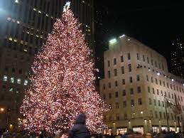rockefeller center at christmas new york the city pictures