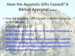 biblical gifts 1 corinthians 12 gifts of god ot 4 periods of miracles indwelling