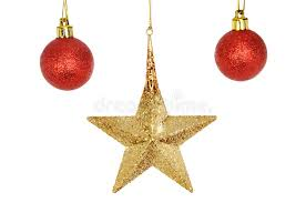 gold and baubles royalty free stock images image 35099129