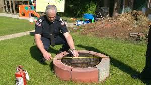 Backyard Fire Pit Regulations Ahead Of Long Weekend Officials Remind Edmontonians Of Fire Pit