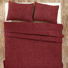 new cheyenne american red quilt u0026 accessories wholesale linens
