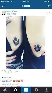 53 insanely creative matching tattoo ideas