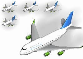 imagenes animadas de aviones galería de gifs animados de boeing 747 gifmania