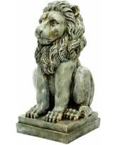 gold lion statues savings on outdoor lion statues