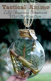 35 spectacularly easy diy ornaments for your tree