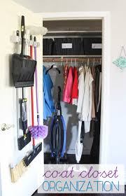 coat closet organization ask anna