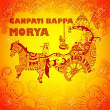 Invitation Cards For Ganesh Festival 177 Ganesh Puja Stock Vector Illustration And Royalty Free Ganesh