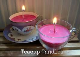 tea cup candles diy tutorial teacup candles boho weddings for the boho luxe