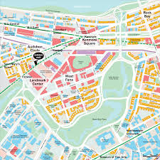 Street Map Of Boston by Audubon Park Luxury Condos Boston Official Website