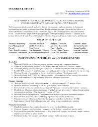 Tax Manager Resume Sample Resume Finance Financial Manager Financial Executive