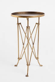 Wrought Iron Accent Table Details About Contemporary Neiman Marcus Gold Starburst Side Table