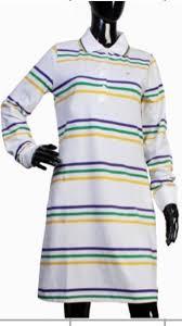 mardi gras polo shirt mardi gras thin striped polo shirt dress ebay
