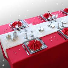 red and silver christmas table settings 33 red and silver table setting ideas for christmas red black