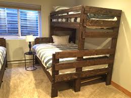 College Loft Bed Bunk Beds College Loft Twin Xl Full Size For Beautiful Over Queen