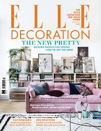 Elle Decor Celebrity Homes
