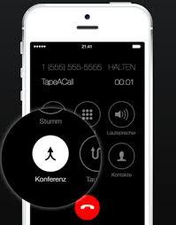 gespräche aufzeichnen erlaubt iphone telefonate aufnehmen mac i