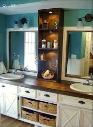bathroom countertop shelves bstcountertops