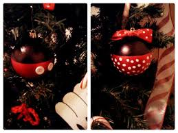 mickey and minnie ornaments tutorial youtube