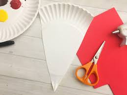 day pizza paper plate craft for kids tutorial