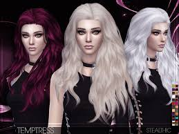 sims 4 custom content hair the sims 4 hairstyles free downloads