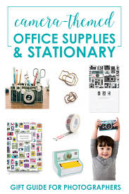 camera themed office supplies stationary u0026 paper goods snap
