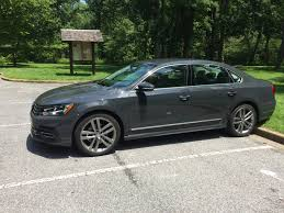 volkswagen r line the volkswagen passat gets a shot of sport with r line package wtop