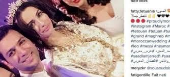 mariage marocain turquie le mariage d un acteur turc et d une ancienne miss maroc