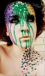 makeup classes in new orleans mardi gras mua model photographer fernandez makeup