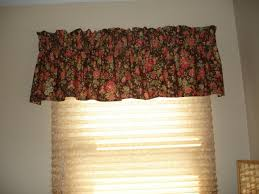 Burlap Window Treatments Black Kat U0027s Design Easy Curtains And Bedskirt